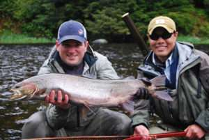 Steelhead fishing - Alaska Fishing